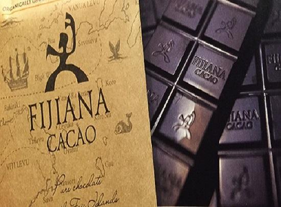 フィジアナカカオチョコレート付きプラン